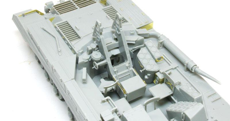 砲架の組立て 17ポンド自走砲アーチャー