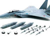 武装と降着装置の制作