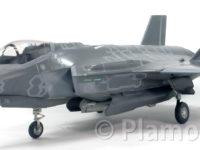 航空自衛隊・F-35Aライトニング2 1/48 モンモデル