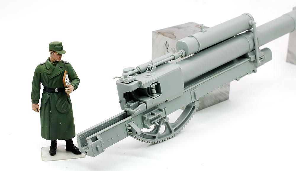 砲尾の組み立て