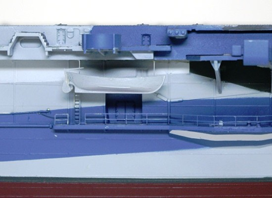 護衛空母CVE-73ガンビアベイ