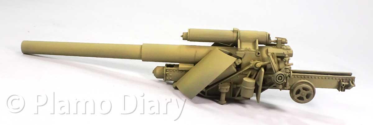 15cm砲の搭載
