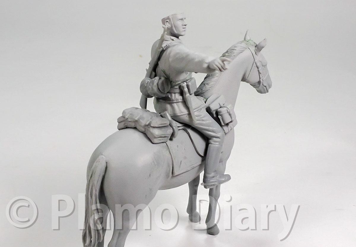 騎兵の装備品