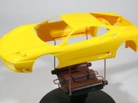 塗装 フェラーリ・360モデナ