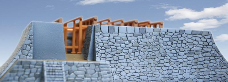 熊本城石垣の築城風景