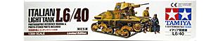 イタリア・軽戦車 L6/40