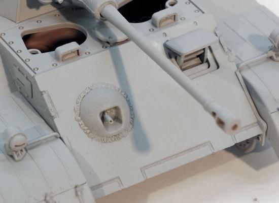 ボールマウント機銃を追加