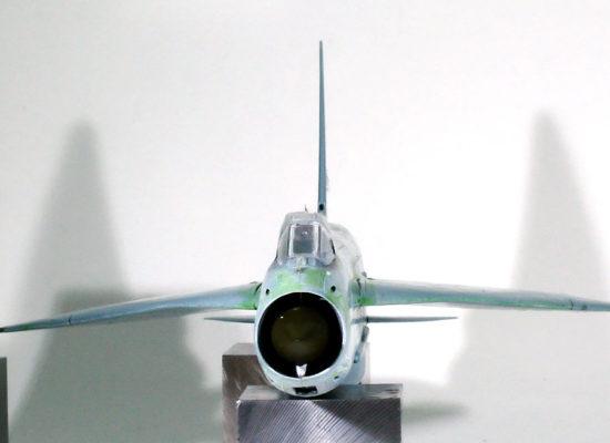 翼の角度の訂正