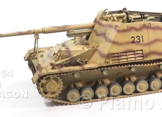 Sd.Kfz.164 ナスホルン 初期型 1/35 ドラゴン