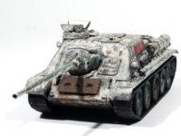 ソビエト・SU-100駆逐戦車 1/72 ドラゴン