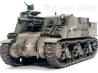 アメリカ・105mm自走榴弾砲M7プリースト 1/35 ドラゴン