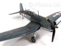 ヴォート・F4U-1バードケージコルセア 1/72 タミヤ