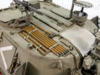 IDF・M109A2ロチェフ155mm自走榴弾砲 1/35 AFVクラブ