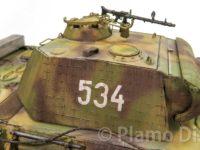 パンターA後期型 1/35 モンモデル
