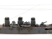 日本海軍・軽巡洋艦五十鈴 1944年 1/700 フジミ