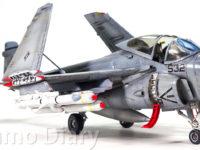 アメリカ海軍/海兵隊・A-6Eイントルーダー 1/72 タミヤ