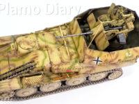 38(t)対空戦車ゲパルトL型 1/35 サイバーホビー