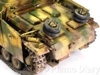 黒騎士物語・3号突撃砲戦車G中期型 1/35 サイバーホビー