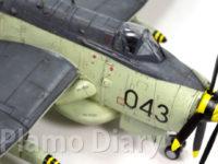 フェアリー・ガネット AEW.3 1/72 ソード