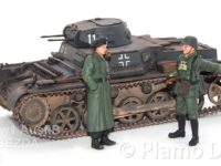 ドイツ・1号戦車B型 1/35 ズベズダ