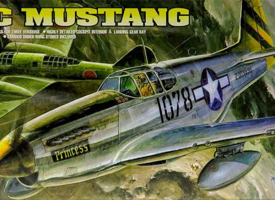 ノースアメリカン・P-51C