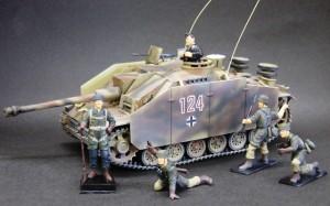 3号突撃砲戦車G型 1/35 タミヤ
