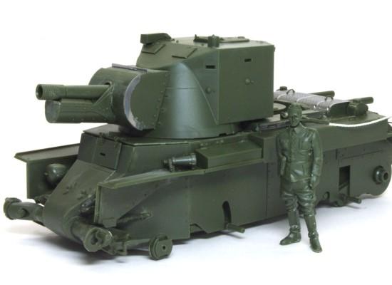 フィンランド・突撃砲BT42