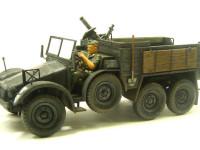 クルップボクサー6輪軽トラック 1/35 タミヤ