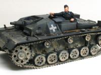 ドイツ・3号突撃砲A型 1/35 ドラゴン