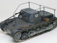 ドイツ・1号B型指揮戦車 1/35 ドラゴン