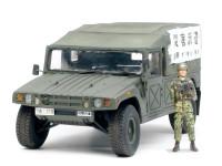 陸上自衛隊・高機動車 1/35 モノクローム