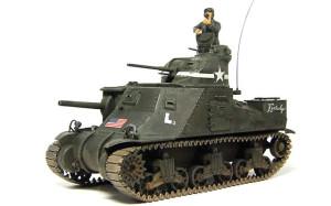 アメリカ・M3リーMk.1中戦車 1/35 タミヤ