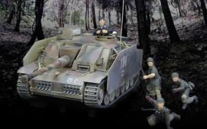 ドイツ・3号突撃砲戦車G型 1/35 タミヤ
