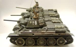 ソビエト・T34/76戦車 1943年型 1/35 タミヤ