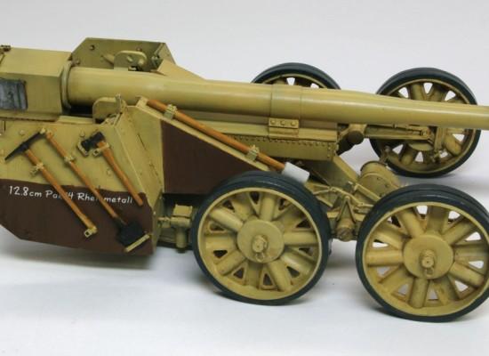 12.8cm野砲K44[クルップ]