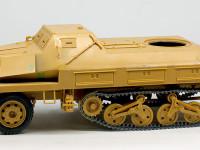 車体部分が完成 パンツァーヴェルファー42型