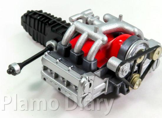 ポルシェ959のエンジン