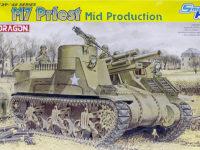 M7自走榴弾砲プリースト 1/35 ドラゴン