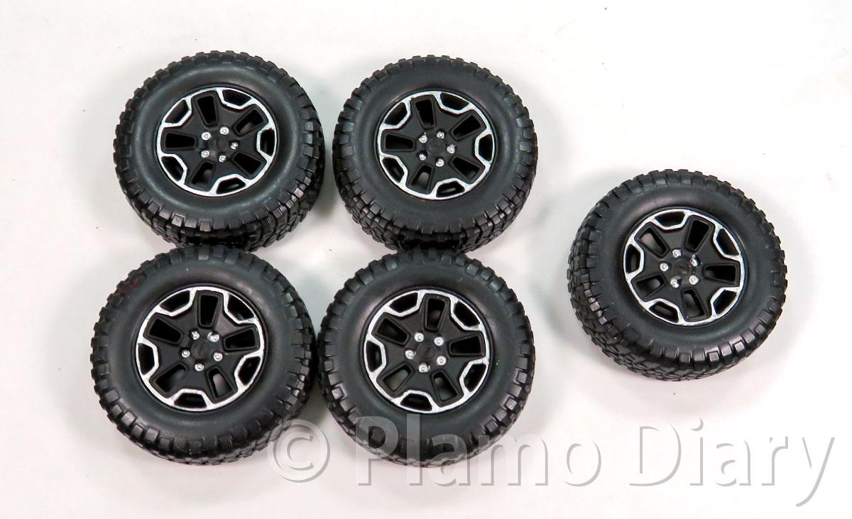 タイヤの製作