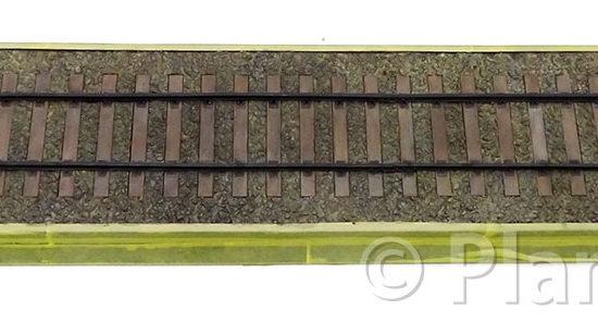 線路の塗装