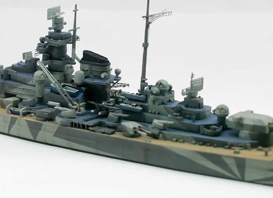 艦載機と艦載艇の制作