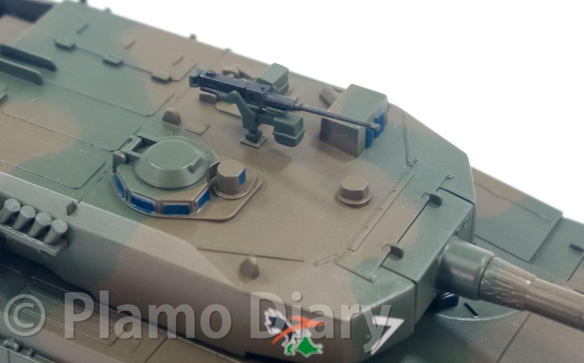車載機関銃の制作