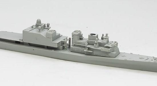 船体の組立て