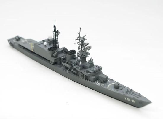 組立て 護衛艦DD-158うみぎり