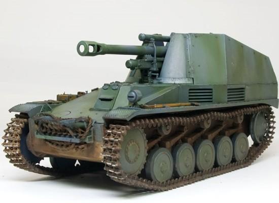 2号自走榴弾砲ヴェスペ